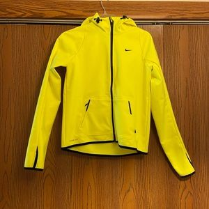 Nike Storm Fit Jacket in Volt Women's Small